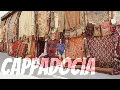 Cappadocia, Turkey | Travel Vlog 2016