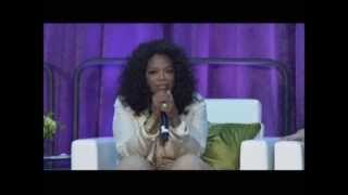 Oprah says my name 2013
