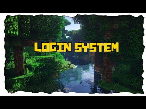 Login/Register System | Spigot/Bukkit programmieren