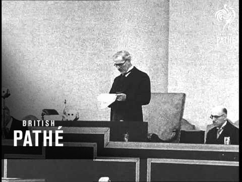 Ramsay Macdonald Speech (1930-1939)