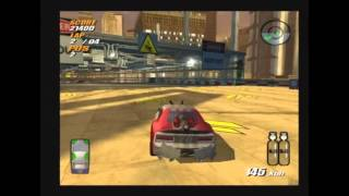 Destruction Derby Arenas Review (PS2)