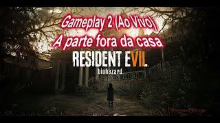 Resident Evil 7 Biohazard 1080p - Fora da casa - Gameplay PT-BR (Ao Vivo) áudio do game Español