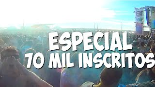 ESPECIAL 70 MIL INSCRITOS: Happy Holi 2015 Uberlândia