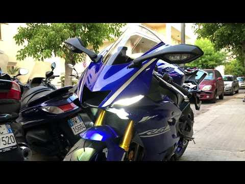 download Yamaha yzf R6 2018 sound and preview