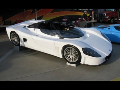 Superlite Lemans Kit Supercar Youtube