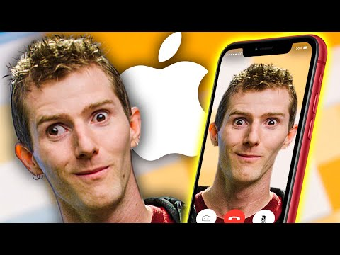 Apple using Deepfakes on Facetime!?