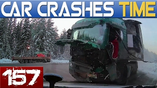Car Crash Compilation - Best of the Week - Episode #157 HD