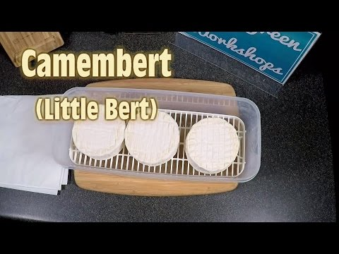 Little Bert (aka Camembert Style Cheese)