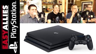 PlayStation Meeting 2016 - Easy Allies Reactions
