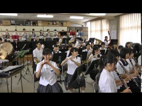松山西高校・中等教育学校校歌 -...