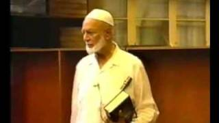 Ahmad Deedat... Pre-Khutbah talk at University of Natal 1 of 5