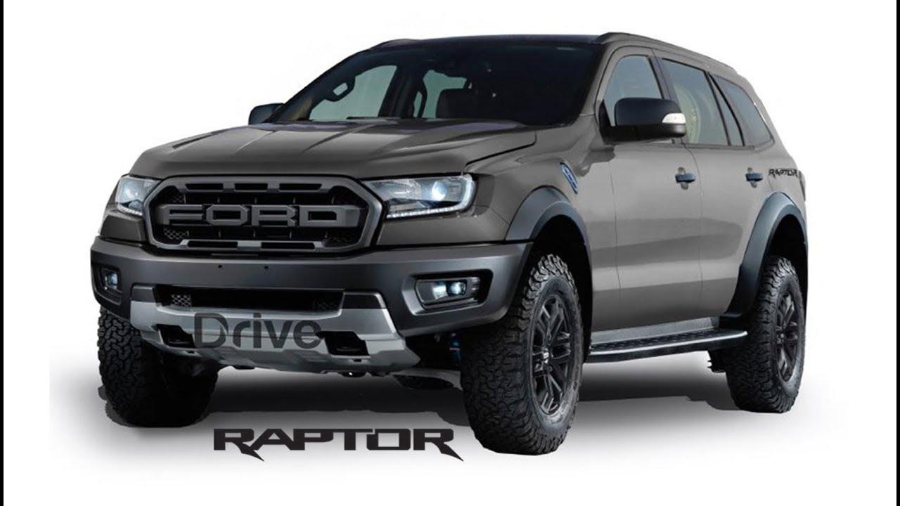 รอคลอด? Ford Everest Raptor ต่อยอดความสำเร็จจาก F-150 ...