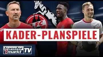 Köln mit neuem Trainer zurück in der Bundesliga – Sechser im Anmarsch | TRANSFERMARKT