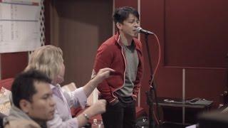 """Steve LillyWhite Producing """"Hero"""" by Noah"""
