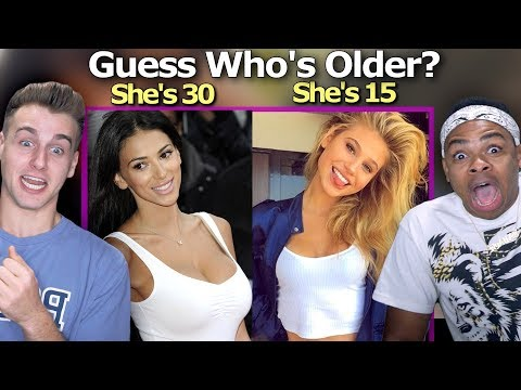 Guess Who's Older Challenge! (Impossible)