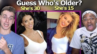 Guess Who's Older Challenge! (Impossible) thumbnail