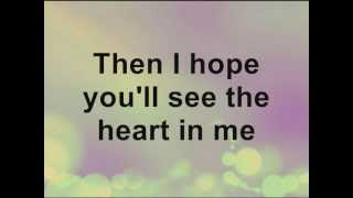 Jesse McCartney - Beautiful Soul (Lyrics)