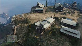 GTA5 | La fortezza dei Cannibali!!