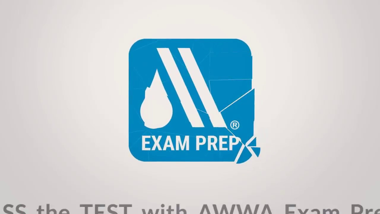 Water Operator Exam Prep App Now Available!