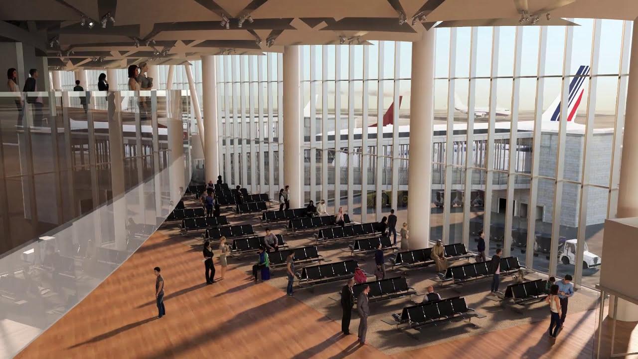 Venice Marco Polo Airport Passenger Terminal Refurbishment and ...