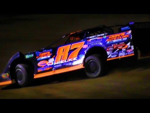 9-21-19 Late Model Heat 4 Oakshade Raceway