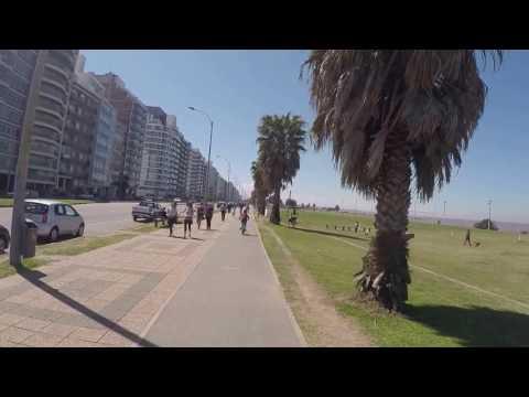 Rambla de Montevideo, Uruguay