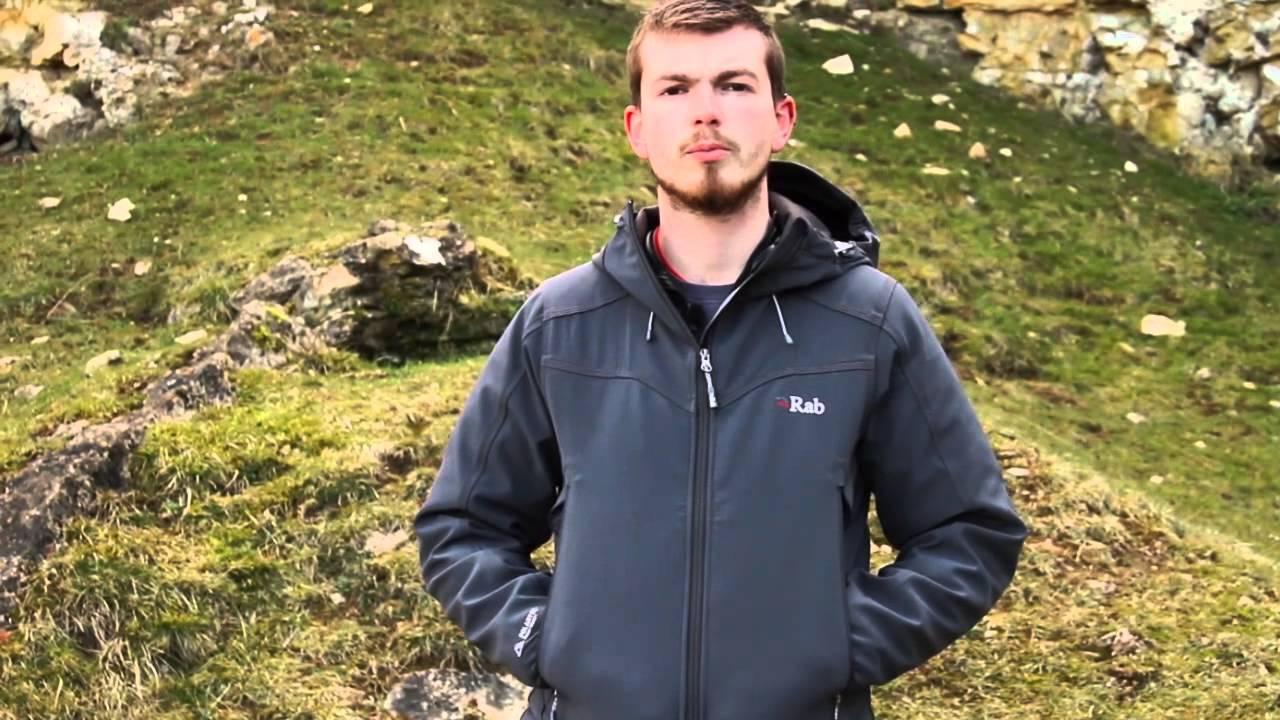 Men's exodus jacket - Mens Rab Baltoro Alpine