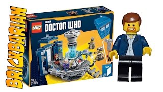 Lego Investing 101 Dr. Who Set 21304