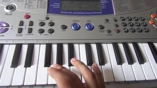 Download Hindi Video Songs - Main Tan Vi Pyar Kardan (Piano Cover) || Happy Raikoti