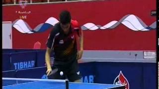 Rashed Sanad (BRN)  VS Helshan Weerasinghe (ENG) - Bahrain Junior & Cadet Open 6-2-2015