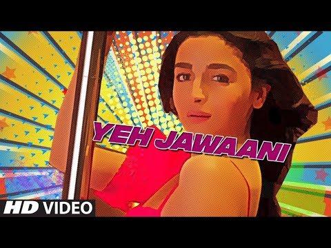 The Jawaani Song (Remix) - SOTY 2 | Vijay Khathuria | HARSHIL PALSANA Edit | Yeh Jawaani Hai Deewani