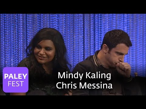 The Mindy Project -The Cast On Mindy And Danny's Kiss