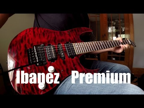 Ibanez Premium RG Jam