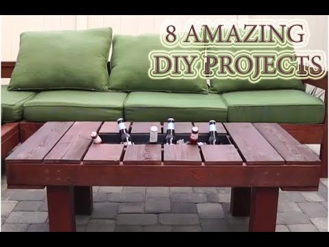 8 Simple Diy Woodworking Projects
