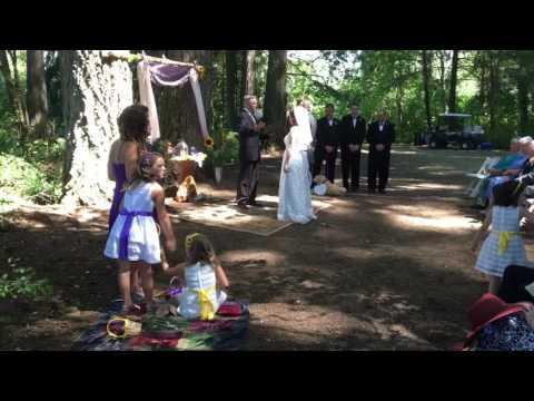 Wedding of Michelle Wallace and Seth Hamilton