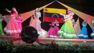Tambor de San Millán Academia de Danza Jardín de Venezuela