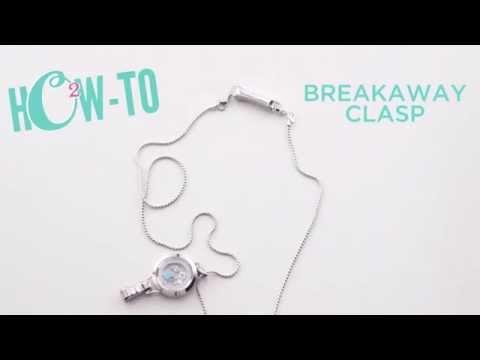 Breakaway Clasp Origami Owl Lanyard Youtube