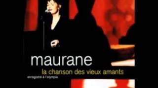 Maurane- La chanson des vieux amants