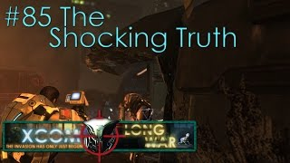 #85 The Shocking Truth - Aliens vs Redditors - Xcom Long War Ironman Impossible