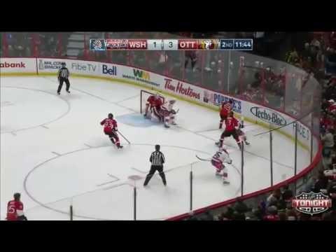 Washington Capitals - Ottawa Senators 04.04.2015 [04/04/15] Highlights 3-4 OT