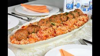 Mesne okruglice Titanic Meatballs Sašina kuhinja