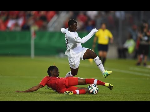 Canada v. Ghana, Canada 2014 HIGHLIGHTS