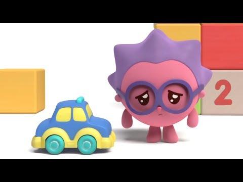 Малышарики - Новые серии - Мелок (Серия 80) Развивающие мультики для детей 0,1,2,3,4 лет