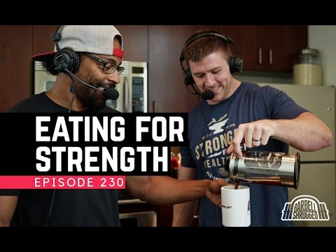 Eating for Strength & Performance: How Alex Got His Ab Grooves Back - 230