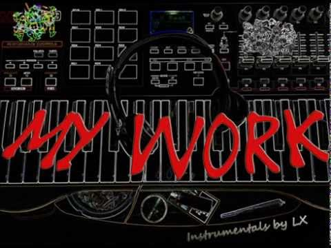 1# Sunday Night (Intro) My Work EP HipHop Instrumental Beat by LX
