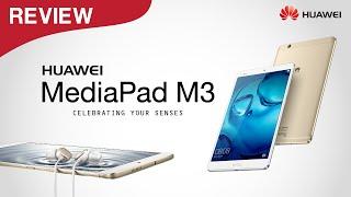 Review Huawei MediaPad M3 แท็บเล็ตเสียงดี คุณภาพสูง ราคาโดนใจ