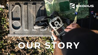 Exodus Trail Cameras - Our Story At A Glance