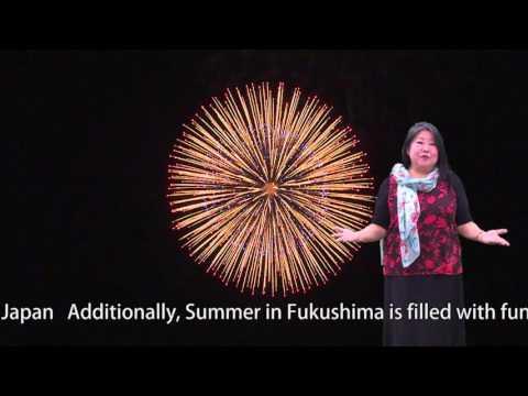 Summer in Fukushima City