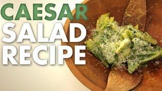 Easy Caesar Salad Recipe That Will Impress Everyone