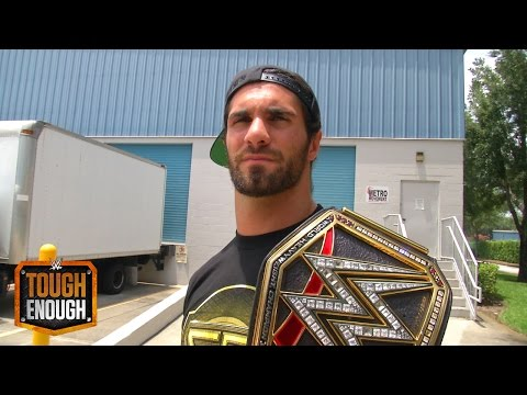 Seth Rollins criticizes the contestants' character: WWE Tough Enough Digital Extra, July 7, 2015